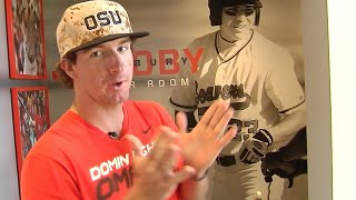 Download New OSU Baseball Locker Room Tour w/Andrew Moore and K.J. Harrrison Video