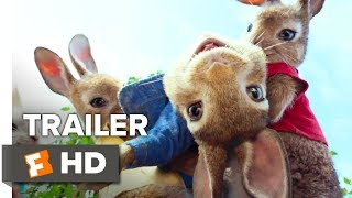 Download Peter Rabbit Trailer #1 (2018) | Movieclips Trailers Video