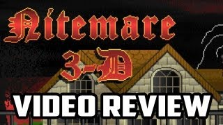 Download Retro Review - Nitemare 3D PC Game Review Video