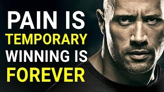 Download PAIN IS TEMPORARY - Best Motivational Video of 2019 Video