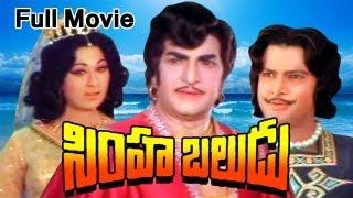 Download Simha Baludu Full Length Telugu Movie    DVD Rip Video
