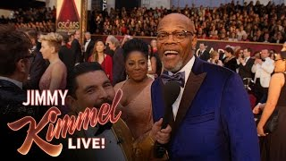 Download Guillermo at the Oscars Video