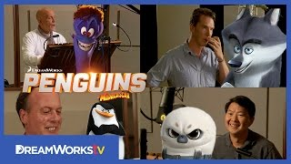 Download Behind the Scenes With The Cast: Cumberbatch, Malkovich and MORE! | PENGUINS OF MADAGASCAR Video