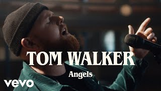 Download Tom Walker - Angels (Live) | Vevo UK LIFT Video