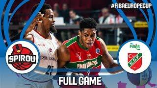 Download Spirou Basket (BEL) v Pinar Karsiyaka (TUR) - Full Game - Gameday 1 - FIBA Europe Cup 2018-19 Video
