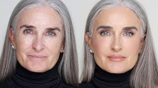Download HOW I DO MAKEUP ON MATURE SKIN | Hindash Video