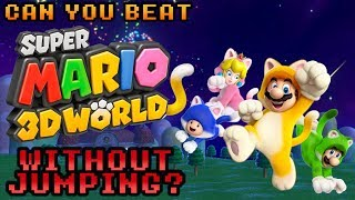 Download VG Myths - Can You Beat Super Mario 3D World Without Jumping? Video