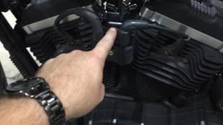 Download DK Custom Ignition relocation, 2015 HD Iron Video