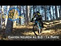 Download Canyon Neuron AL 8.0 - Test 1a parte Mtb Full 29 - Come è fatta Video