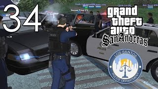 Download [LS-RP] LSPD | Pursuit #34 - Tactical alert patrol and shots fired! Video