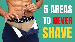 Download 5 Body Parts Men SHOULD NEVER Shave Video