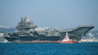 Download China unveils second aircraft carrier Video