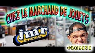 Download CHEZ LE MARCHAND DE JOUETS #BOISERIE Video