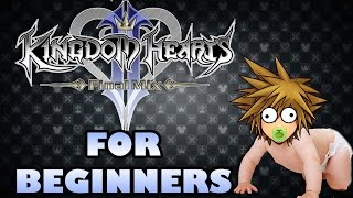 Download KINGDOM HEARTS 2 Final Mix FOR BEGINNERS Video