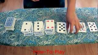 Download Bored Games: HOW TO PLAY KLONDIKE Video