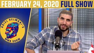Download Ariel Helwani's MMA Show (February 24, 2020) | ESPN MMA Video