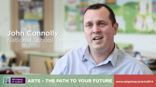 Download NUI Galway - Arts - The path to your future Video