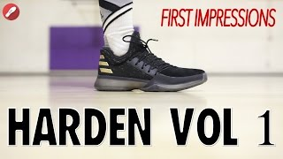 Download Adidas James Harden Vol. 1 First Impressions! Video