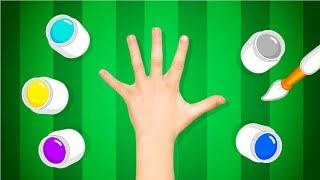 Download Familia Dedo de Colores #4 | Aprende Colores + Capitulo y Canción SORPRESA! | Plim Plim Juegos Video