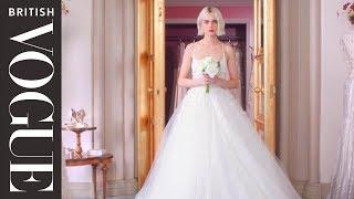 Download Cara Delevingne: A Bride Less Ordinary | British Vogue Video
