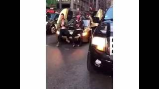 Download Coby Persin nyc traffic incident Video