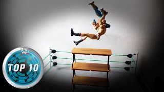 Download Table moments!: WWE Top 10 Video