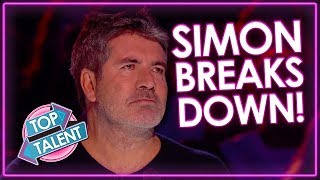 Download TOP 3 Auditions That Made Simon Cowell Cry on Got Talent | Top Talent Video