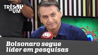 Download Paraná Pesquisas: Bolsonaro segue líder Video