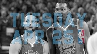 Download NBA Daily Show: Apr. 25 - The Starters Video