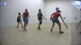 Download 2016 Racquetball World Championships Womens Doubles Final MEX vs USA Video