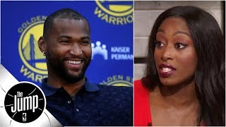 Download DeMarcus Cousins is dunking again: How scary is this for rest of NBA? | The Jump | ESPN Video