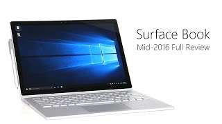 Download Surface Book Mid-2016 Full Review [4K] Video