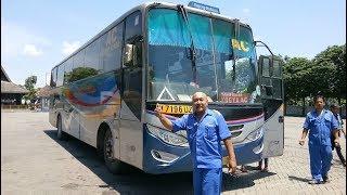 Download Jombang-Madiun,penuh penumpang wani polah Sugeng Rahayu 7196,Jam mepet Video