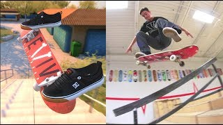 Download Skateboarding Video Game VS Real Life! Video