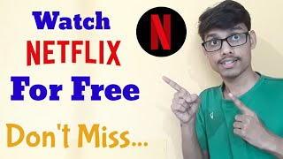 Download How to register on Netflix and Get your Free Subscription Video