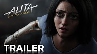 Download Alita: Battle Angel | Official Trailer [HD] | 20th Century FOX Video