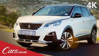 Download Peugeot 3008 1.6T GT-Line Review - A worthy award winner? Video