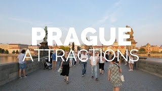 Download 10 Top Tourist Attractions in Prague - Travel Video Video