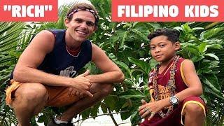 Download FILIPINO KIDS LIVING THE RICH LIFE (BecomingFilipino Games) Video