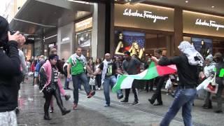 Download Boycott SodaStream Dabke Flashmob - Brisbane August 23 Video