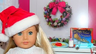 Download American Girl Doll Christmas Eve Playset Review Video