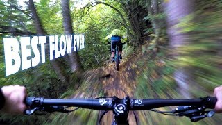 Download MY NEW FAVORITE FLOW | Mountain Biking the Backcountry Pyrenees with BasqueMTB Video