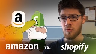 Download Shopify VS Amazon FBA!! Which is Better and More Profitable?! Video