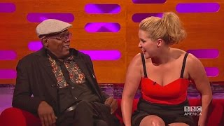 Download Amy Schumer and Samuel L. Jackson take CHARGE - The Graham Norton Show Video