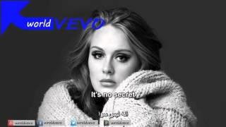 Download Adele - Hello ترجمة اغنية اديل الجديدة Video