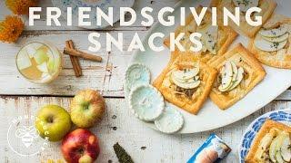 Download FRIENDSGIVING SNACKS - Honeysuckle Video