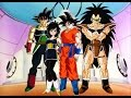 Download gine , bardock ,goku y raditz Video