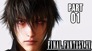 Download Final Fantasy 15 Gameplay German Part 1 - Es beginnt - Let's Play Final Fantasy 15 Deutsch Video