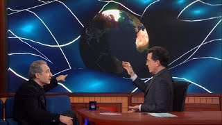 Download Gravitational Waves Hit The Late Show Video