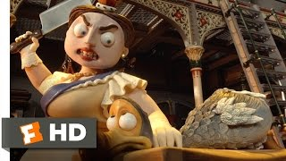 Download The Pirates! Band of Misfits (9/10) Movie CLIP - Dodo is Off the Menu (2012) HD Video